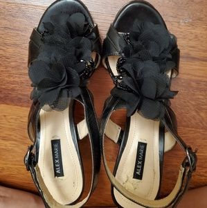 Alex Marie Shoes - Alex Marie Black Heels